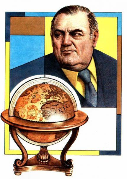 Il mappamondo di Nero Wolfe rappresenta la Terra o la sua panza?